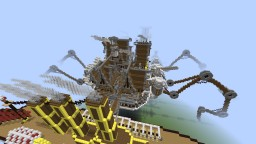 Steampunk city [1.8+] Minecraft Map & Project
