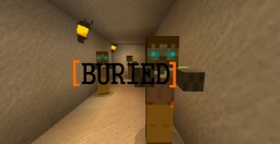 Buried I Call of Duty: Zombies I DLC#3 Minecraft Map & Project