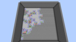 2D MineSweeper in Minecerft Minecraft Project