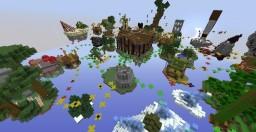 MesterMC SkyPvP Minecraft Map & Project