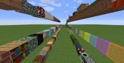 Texture Pack Blocks Minecraft Map & Project