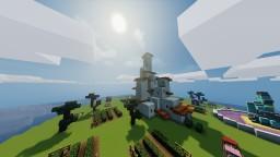 Godus - Astari village Minecraft