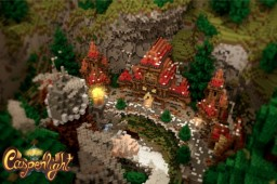 Winter Cove Minecraft Map & Project