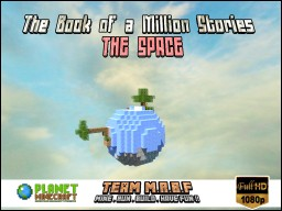 The Book Of a Million Stories : The Space Minecraft Project