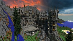 Riverdale Fort - Timelapse Minecraft Map & Project