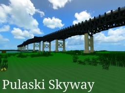 Pulaski Skyway Minecraft