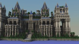 Mazik Palace Minecraft Map & Project