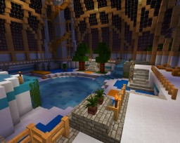 Aqualand - the water resort Minecraft