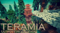TERAMIA MOD EDITION [OPEN WORLD RPG] [Beta I Update soon] Minecraft Map & Project