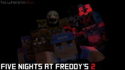 Non-Functional Five Nights At Freddy's 2 Pizzeria 1.8 Schematic Minecraft