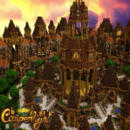 CosmicMC - Main Hub Minecraft Map & Project