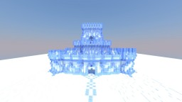 Ice Castle of Daylum! Minecraft Project