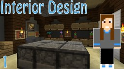 Interior Design Inspiration for you! Minecraft Map & Project