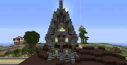 Fantasy House Plot! Minecraft Map & Project