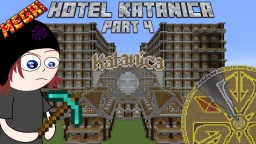 Hotel Katanica (Original Mega Build) Minecraft