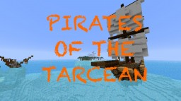 Pirates of the Tarcean MINIGAME Minecraft Map & Project