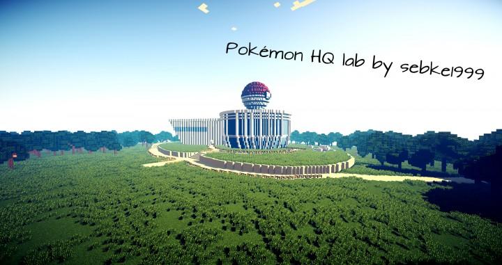 Pokemon HQ Lab