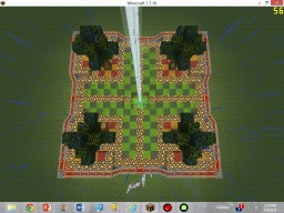 Start to server or awesome platform for maps Added roller coaster Minecraft