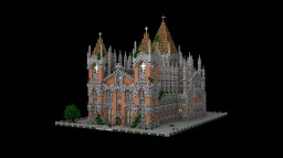 Cathedral | [DOWNLOAD] Minecraft Map & Project
