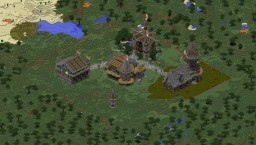Clash of Empires - Join an empire! Forge your destiny! Play the playstyle you want! Minecraft Server