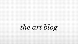 the art blog Minecraft Blog Post