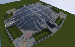 Olympic Water Polo Arena Minecraft