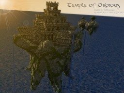 Temple of Ordious Minecraft Map & Project