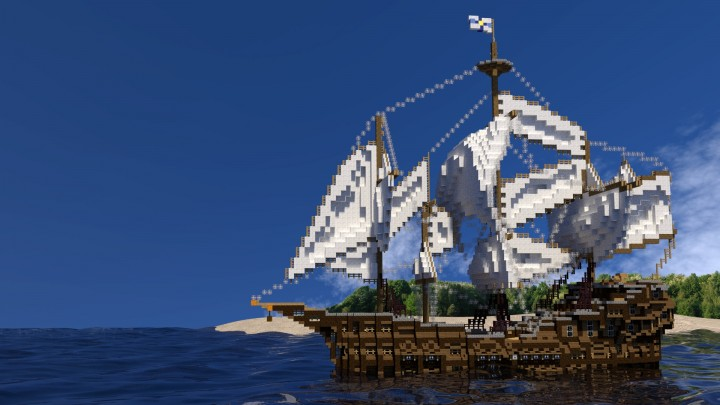 medieval ship pack