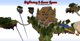 SkyFactory2 by CraftersLand - [Modded SkyBlock | Economy | PvP | Clans | Crates] Minecraft Server