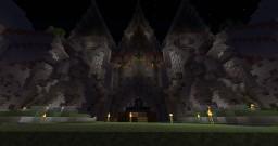 Custom Castle Minecraft Map & Project
