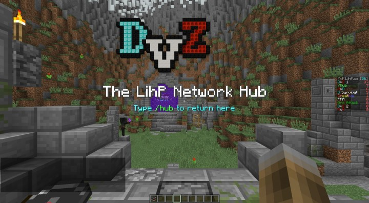 The LihP Network