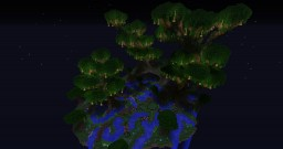 Overgrown (OITC) map for Crewniverse server Minecraft Map & Project