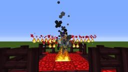 Phoenix Particle Trail Vanilla Minecraft