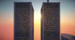 Skyscraper City Download Minecraft