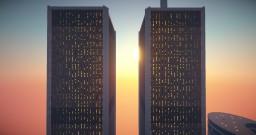 Skyscraper City Download Minecraft Project