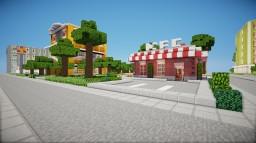 North Yenkton- Real Life Minecraft City Minecraft Project