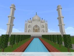 ताज महल (Taj Mahal) Minecraft
