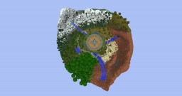 KitPVP Map Minecraft Project