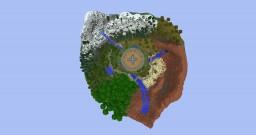 KitPVP Map Minecraft
