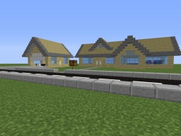 Just a House Minecraft Map & Project