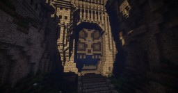 Dorrhall - Mountain village Minecraft