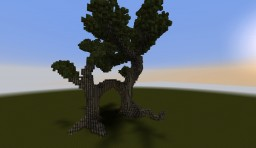 Tree Arche Minecraft Map & Project
