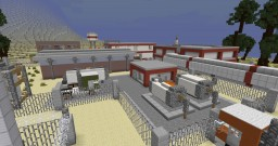 Custom PvP / Multiplayer Map - Facility Minecraft Map & Project