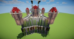 My Castle! world download avalable Minecraft Map & Project