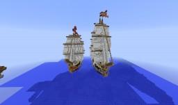 Dutch and Belgian ships