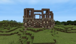 Project J#1 Epic Little Village Minecraft Map & Project