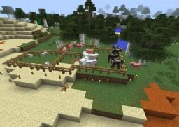 Flans mods starter kit Minecraft Map & Project
