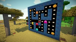 Pacman Pack Minecraft Texture Pack