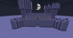 Snow Castle Minecraft Project