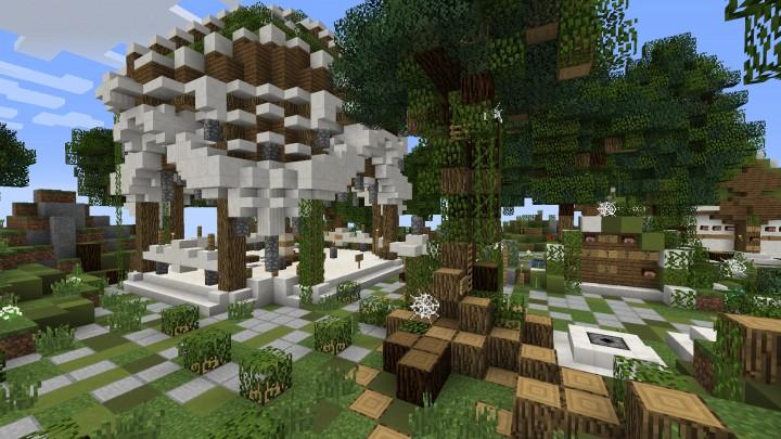 Minecraft Hunger Games Lobby Idea Trailer Minecraft Project - Minecraft spiele lobby